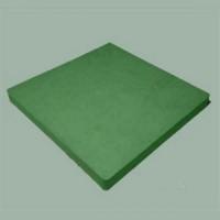 Вибродемпфирующая эластомерная пластина (ВЭП) 500х500х20 мм